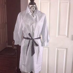 A fabulous Lilly Pulitzer shirt dress